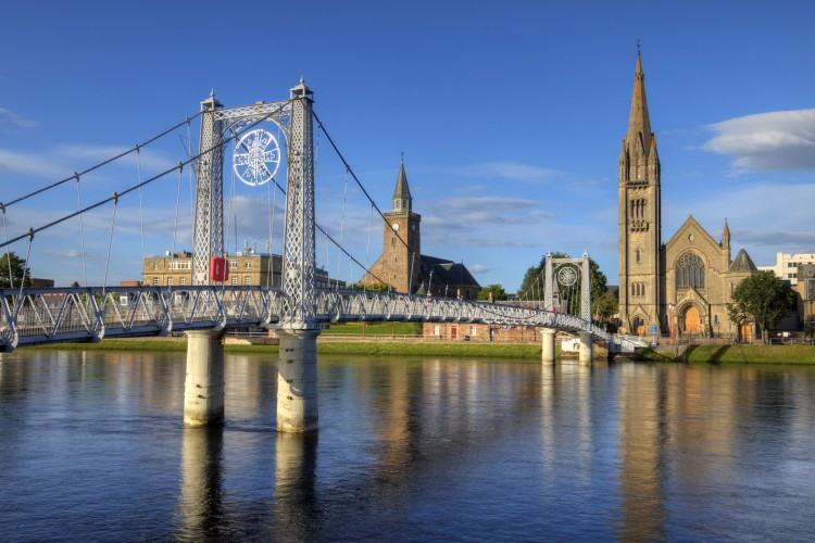 Image of Inverness city